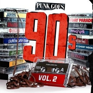 Punk Goes 90s Vol. 2 - Image: Punk Goes 90s Vol 2