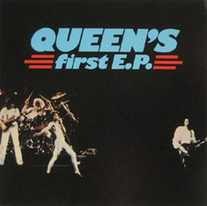 Good Old-Fashioned Lover Boy - Image: Queen's First EP
