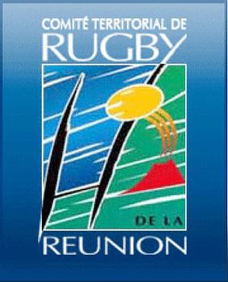 Réunion Rugby Committee - Image: Réunion Rugby logo