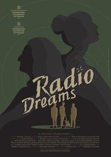 "<i>Radio Dreams</i> 2016 American film directed by Babak Jalali""`UNIQ--ref-00000000-QINU`"""