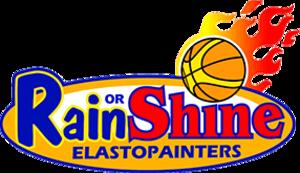 Rain or Shine Elasto Painters - Image: Rain or Shine Elasto Painters team logo
