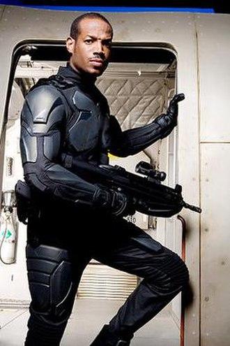 Rip Cord (G.I. Joe) - Marlon Wayans as Ripcord in G.I. Joe: The Rise of Cobra.