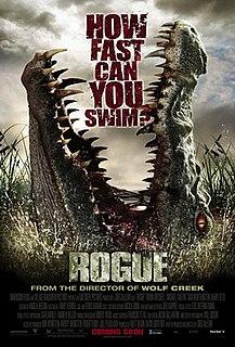 <i>Rogue</i> (2007 film) 2007 film by Greg McLean