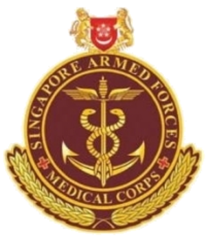 SAF Medical Corps - Image: SAF Medical Corps Logo