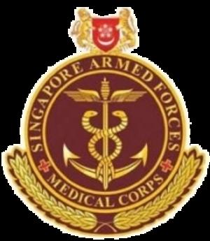 SAF Medical Corps - Image: SAF Medical Corps Logo