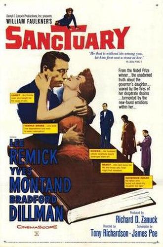 Sanctuary (1961 film) - Image: Sanctuary (1961 film)