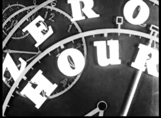 <i>Zero Hour</i> (1944 film) 1944 short film