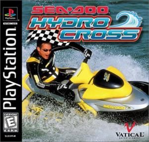 Sea-Doo Hydrocross - Image: Sea Doo Hydrocross cover