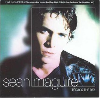 Today's the Day (Sean Maguire song) - Image: Sean Maguire Today's the Day
