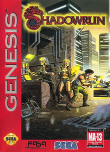 Shadowrun America Map.Shadowrun 1994 Video Game Wikipedia