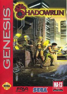 <i>Shadowrun</i> (1994 video game) 1994 video game