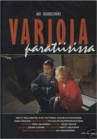 Shadows in Paradise - DVD cover