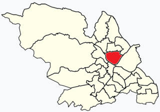 Burngreave (ward) Electoral ward in the City of Sheffield, South Yorkshire, England