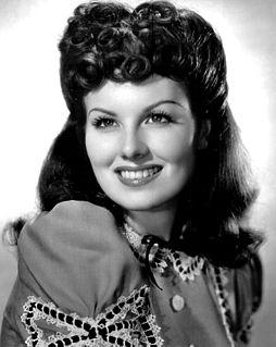 Sheila Ryan American actress