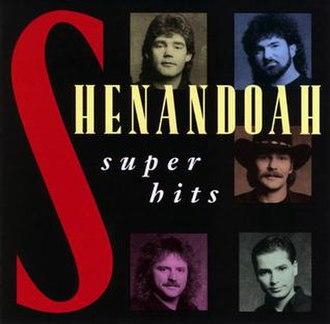 Super Hits (Shenandoah album) - Image: Shenandoah super hits 1