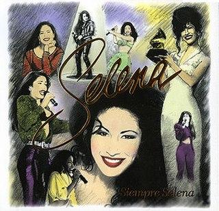 <i>Siempre Selena</i> compilation album by Selena