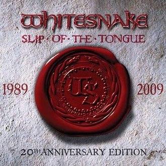 Slip of the Tongue - Image: Slip Of The Tongue