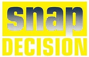 Snap Decision - Image: Snap Decision logo