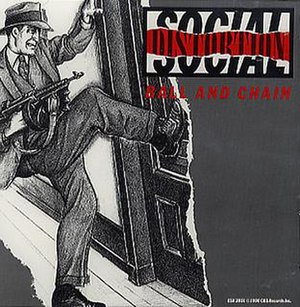 Ball and Chain (Social Distortion song) - Image: Social Distortion Ball and Chain Single