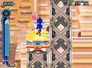 Sonic Colors - A version of Sonic Colors (pictured) was developed by Dimps for the Nintendo DS