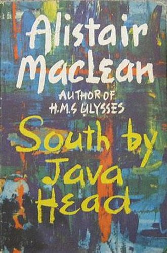 South by Java Head - First edition (UK)