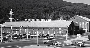 Robert C. Sprague - Sprague purchased the Arnold Print Works plant in North Adams, Massachusetts, which became the permanent headquarters and principal manufacturing site for Sprague Specialties Company.