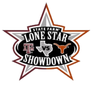 State Farm Lone Star Showdown - Image: State Farm Lone Star Showdown Logo