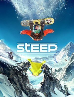 Steep (video game) - Image: Steep cover art