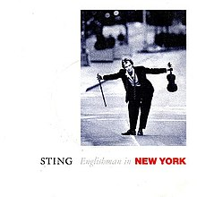Sting — Englishman in New York (studio acapella)
