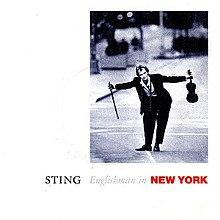Englishman in New York - Wikipedia