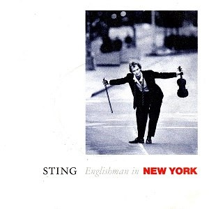 Englishman in New York - Image: Sting Englishman In New York 7Inch Single Cover