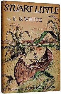 <i>Stuart Little</i> Childrens novel by E. B. White