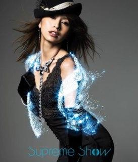 <i>Supreme Show</i> 2008 studio album by Ami Suzuki