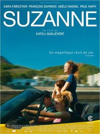 Suzanne (2013 film) - Film poster