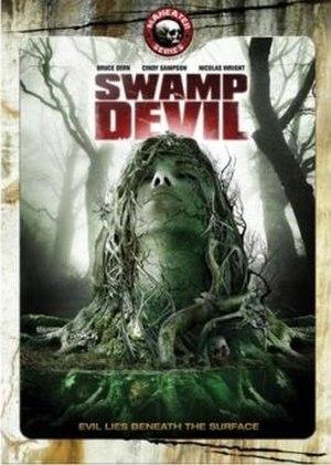 Swamp Devil - DVD cover