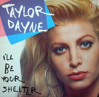 I'll Be Your Shelter - Image: Taylor Dayne – I'll Be Your Shelter (alternative cover)