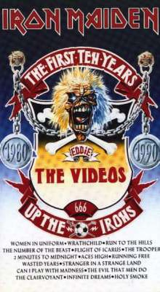 The First Ten Years: The Videos - Image: Ten Maiden