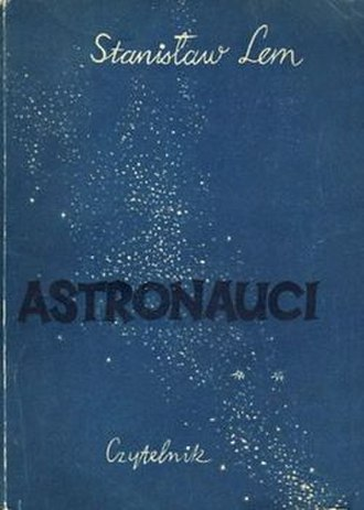 The Astronauts - First edition