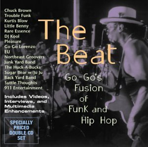 The Beat: Go-Go's Fusion of Funk and Hip-Hop - Image: The Beat (album cover)
