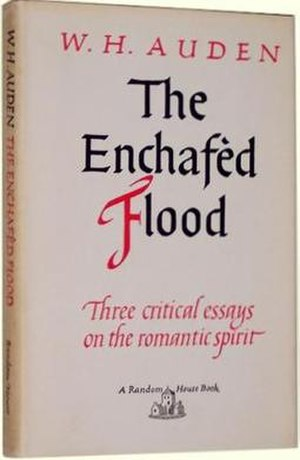 The Enchafèd Flood - First edition (US)