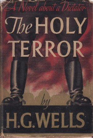 The Holy Terror (Wells novel) - First US edition