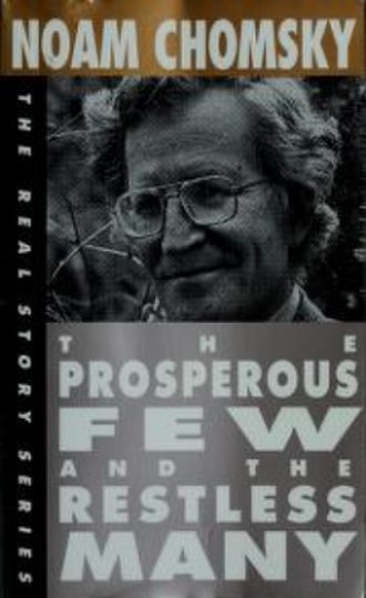 The Prosperous Few and the Restless Many - Image: The Prosperous Few