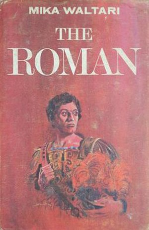 The Roman - First UK edition (publ. Hodder & Stoughton, 1966)