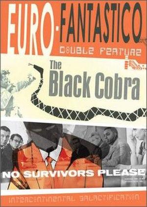 The Black Cobra (1963 film) - Film poster