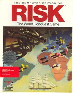 <i>The Computer Edition of Risk: The World Conquest Game</i>