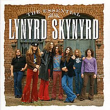 The Essential Lynyrd Skynyrd (compilation) cover art.jpg