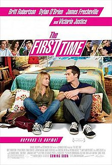The First Time Movie Poster 2012.jpg