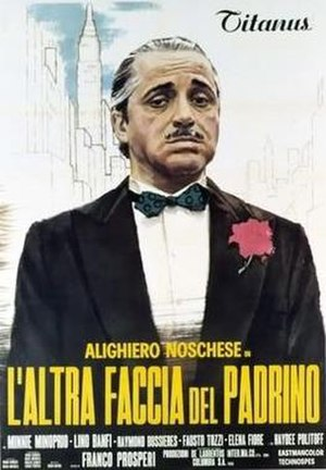 The Funny Face of the Godfather - Image: The Funny Face of the Godfather
