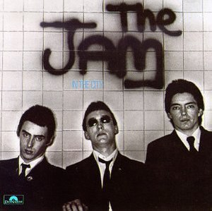 In the City (The Jam album) - Image: The Jam In the City