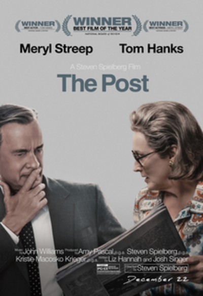 Picture of a movie: The Post